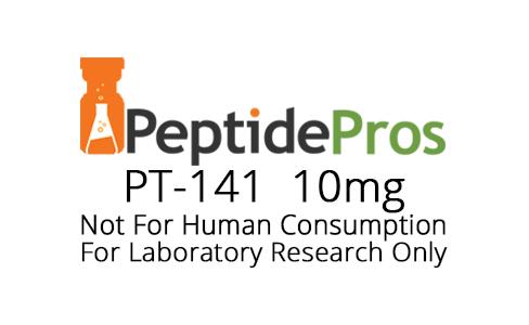 PT-141 10mg Label