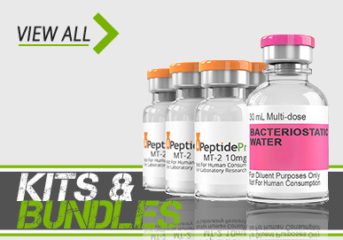 Buy Peptides & Research Liquids - Peptide Pros